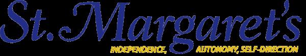 - St. Margaret's logo